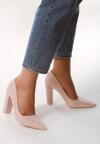 Ясно-Бежеві Туфлі