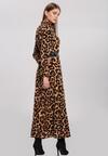 Сукня з Леопардовим Принтом