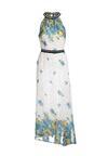 Біло-Блакитна Сукня