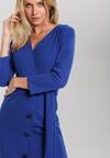 Синее Платье