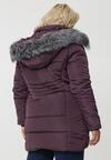 Фіолетова Куртка