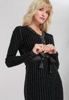 Чорно-Срібна Сукня