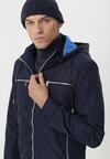 Темно-Синя Куртка