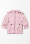 Ясно-Рожева Куртка