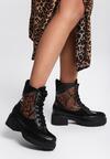 Черно-Коричневые Ботинки