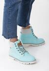 Голубые Ботинки