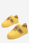 Жовті Кросівки