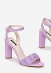 Фіолетові Босоніжки