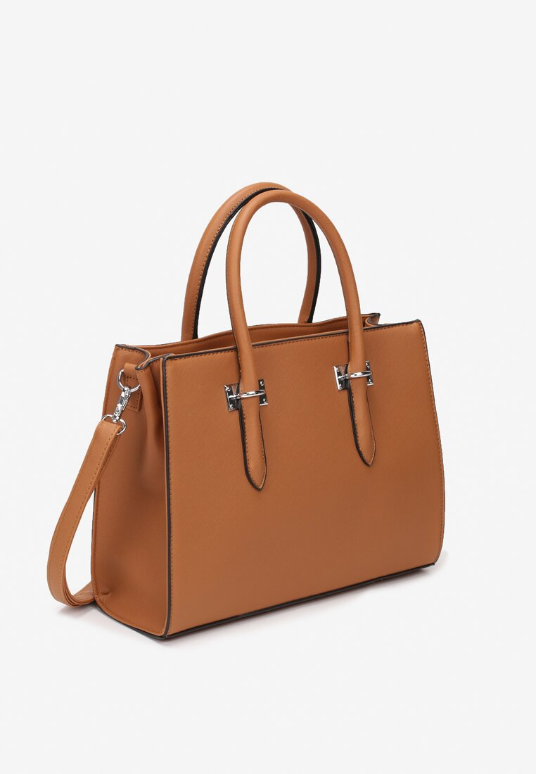 коричнева сумка