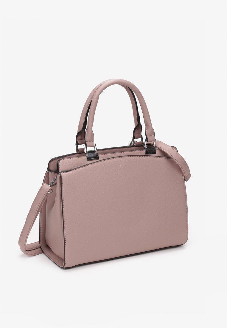 рожева сумка