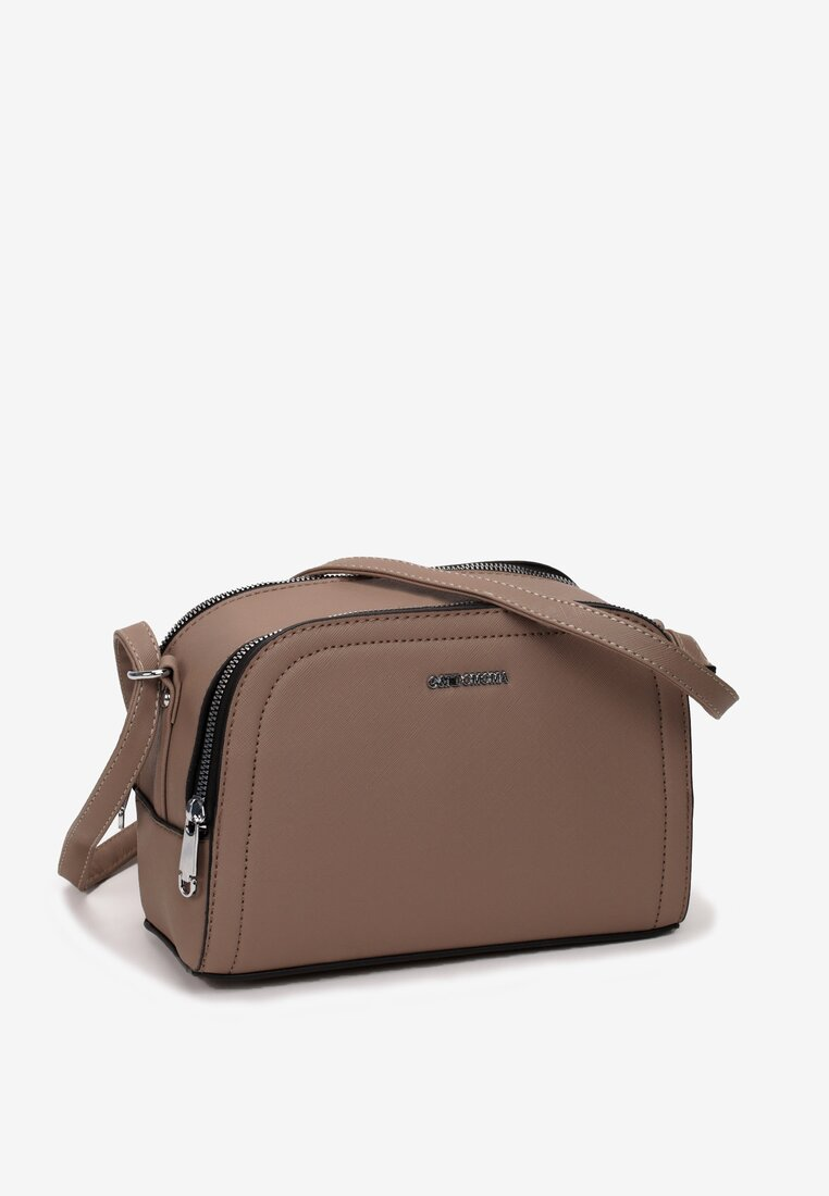 бежева сумка