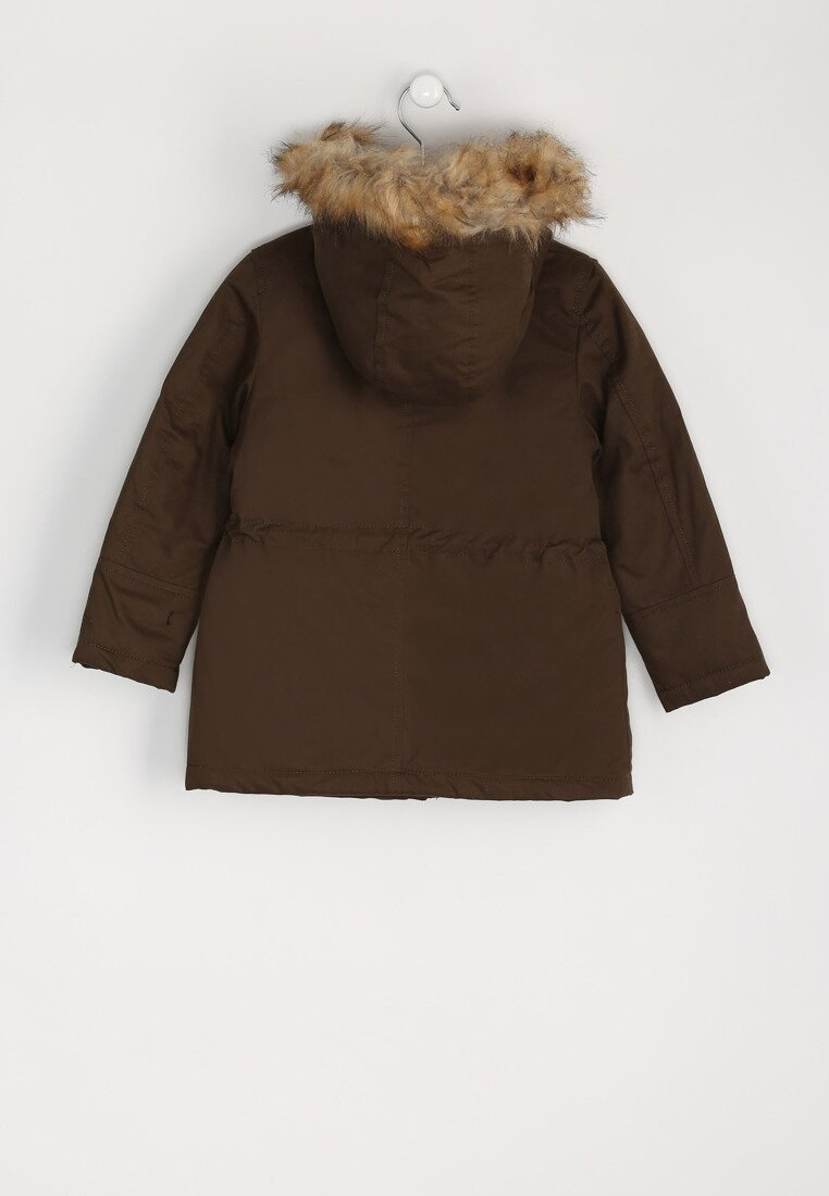 Хакі Куртка