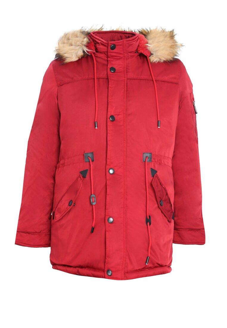 Бордова Куртка