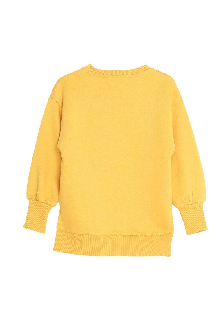 Жовта Толстовка
