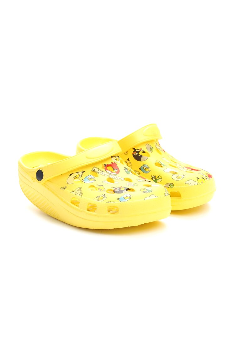 Жовті Гумові Шльопанці