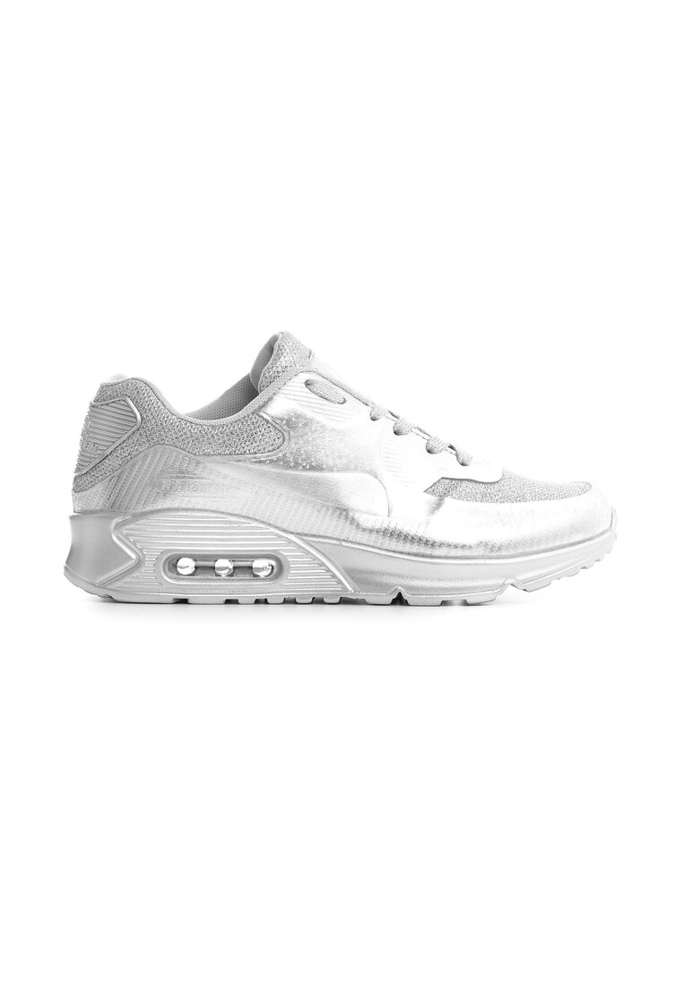 Срібні Кросівки