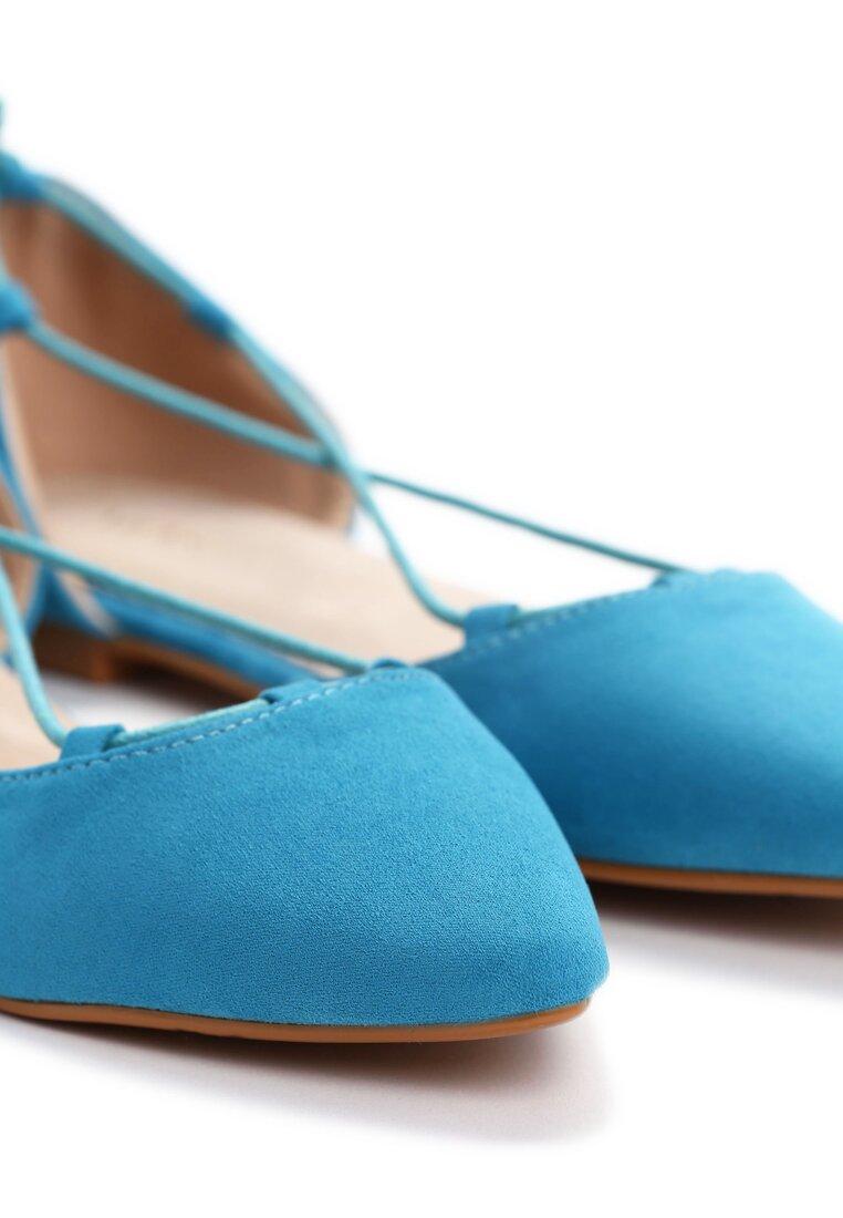 Блакитні Балетки