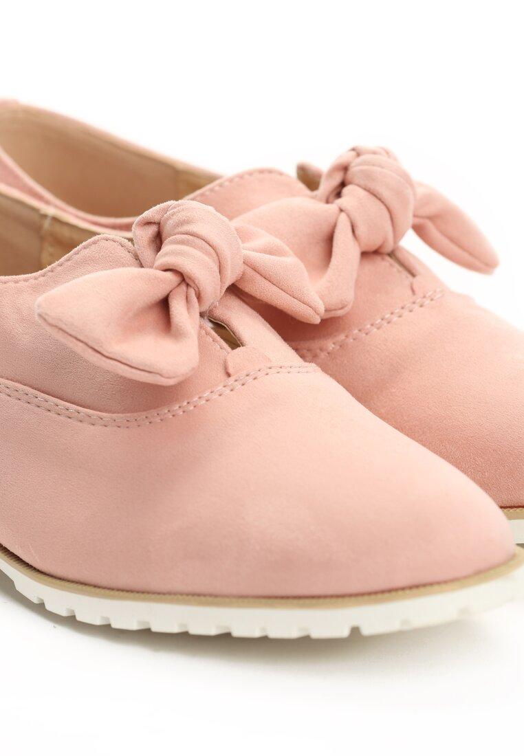 Рожеві Напівчеревики