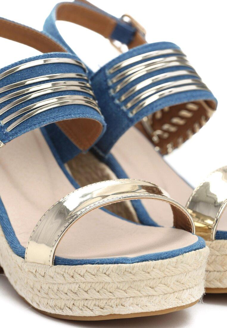 Блакитні Босоніжки