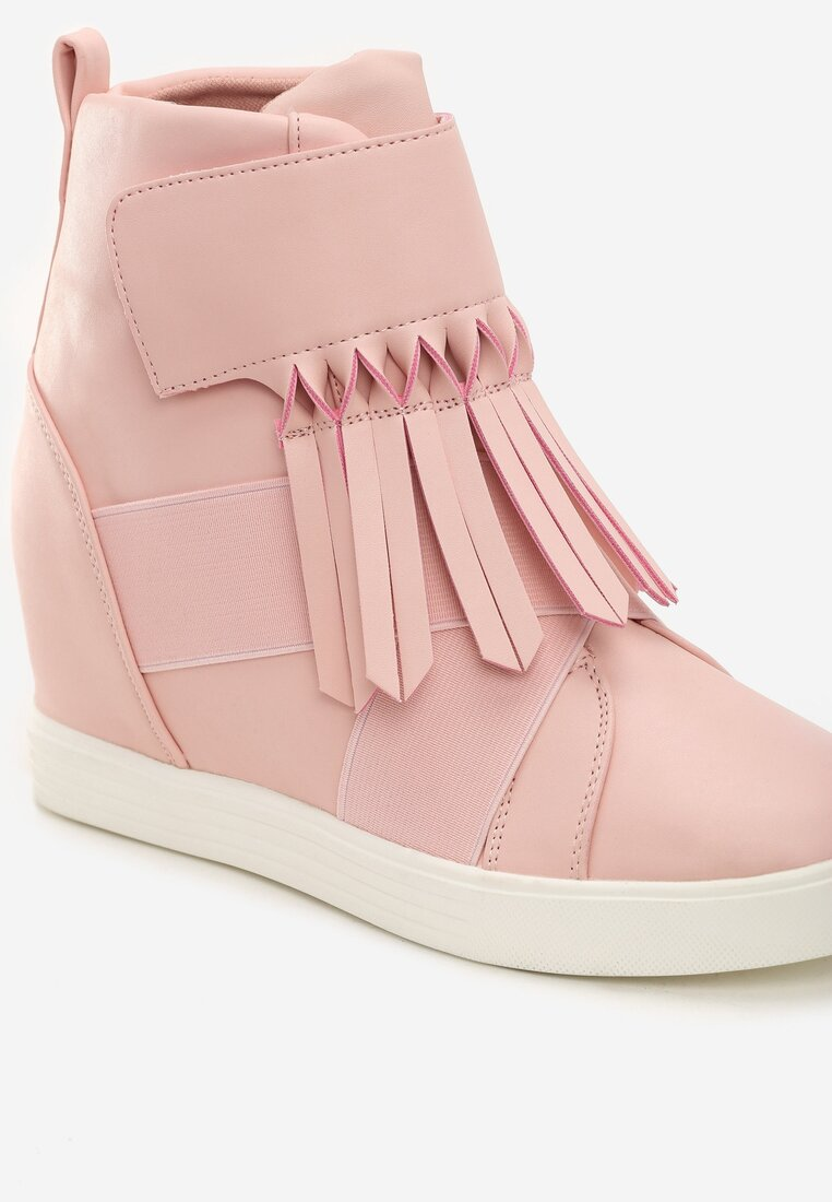 Рожеві Снікерси
