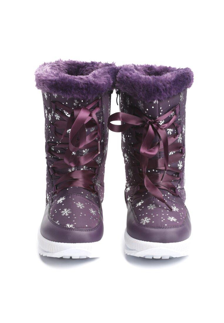Фіолетові Сноубутси
